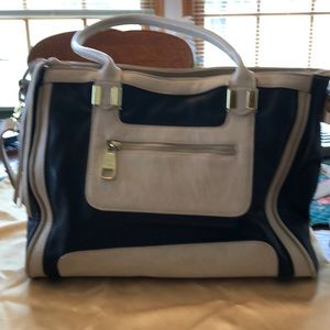 Steve Madden Leather Tote